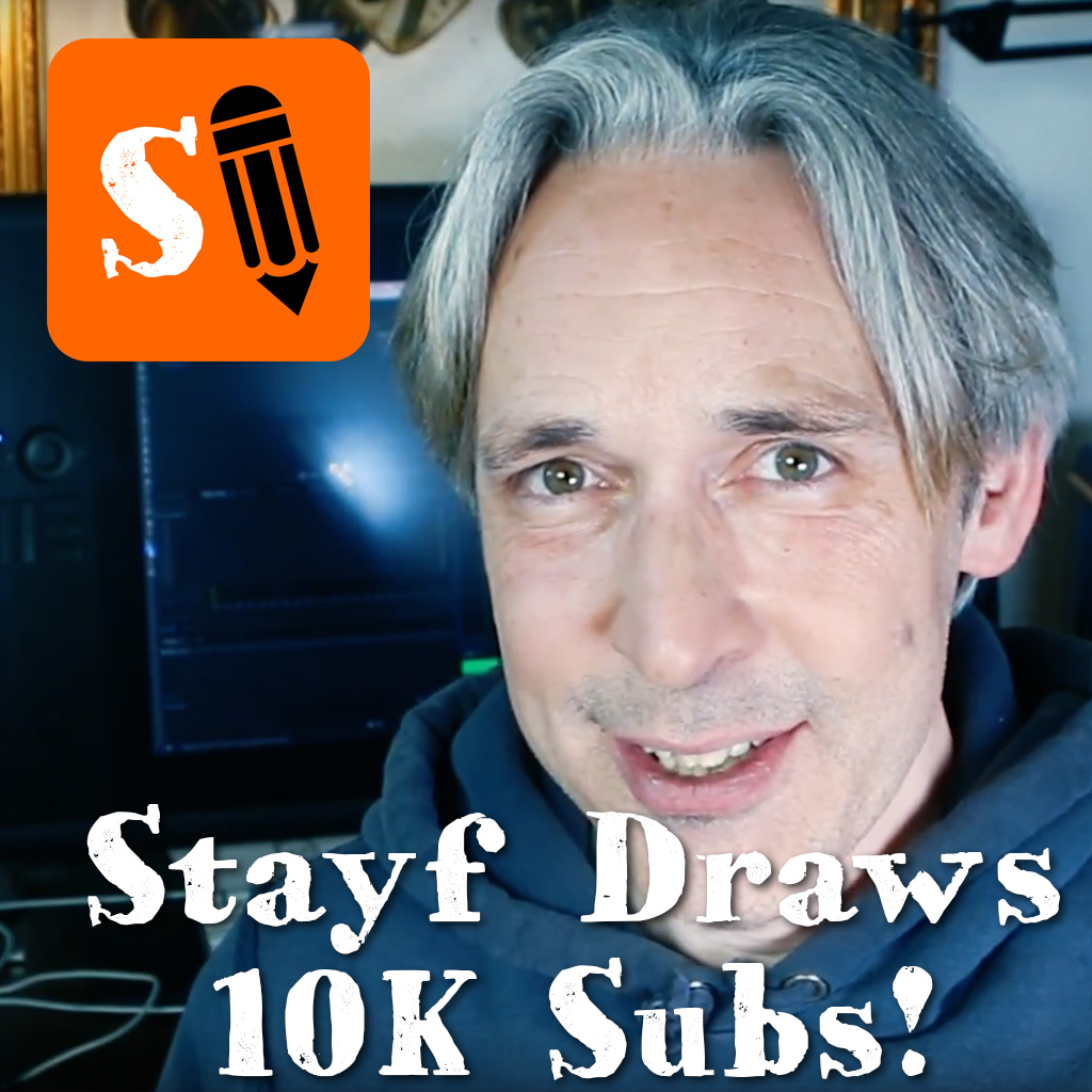 Stayf Draws 10,000 Subscribers!