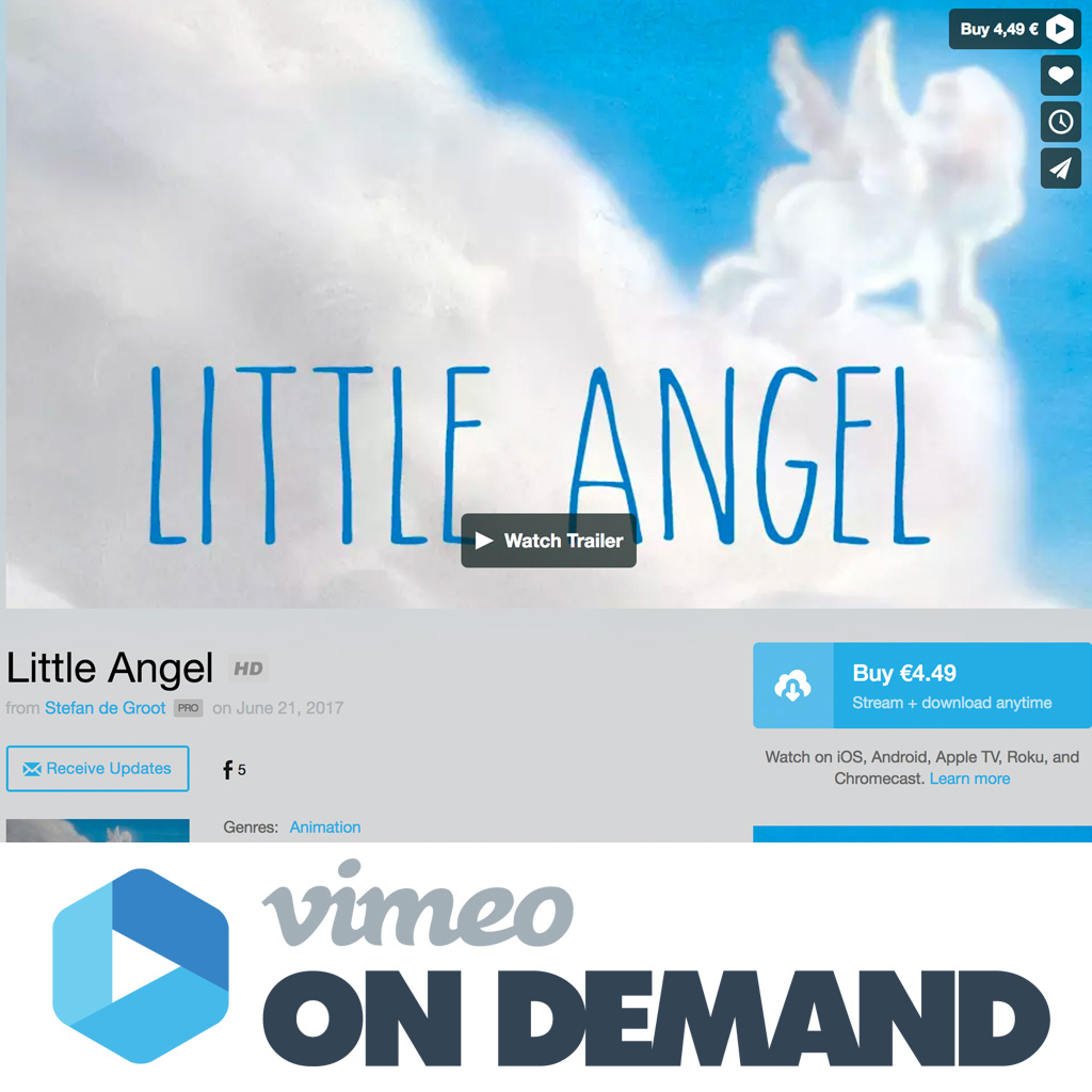 Little Angel Picture Book Movie on Vimeo