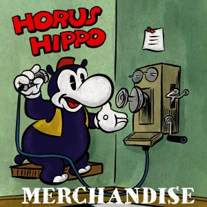 Horus Hippo Merchandise