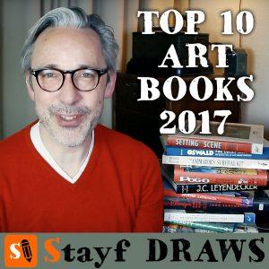 Top 10 Art Books 2017