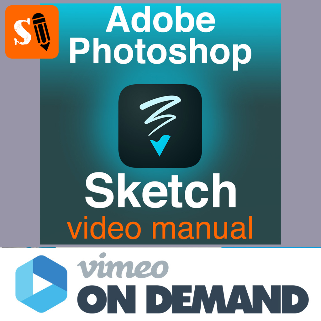 Adobe Photoshop Sketch Video Manual On Vimeo