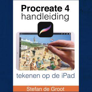 Procreate 4 Handleiding – tekenen op de iPad