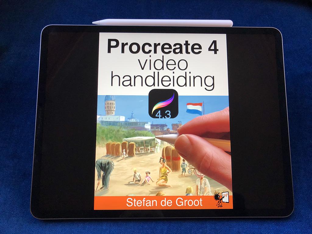 Procreate 4 Video Handleiding Apple Books