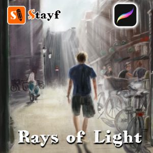 Stayf Rays of Light brushes