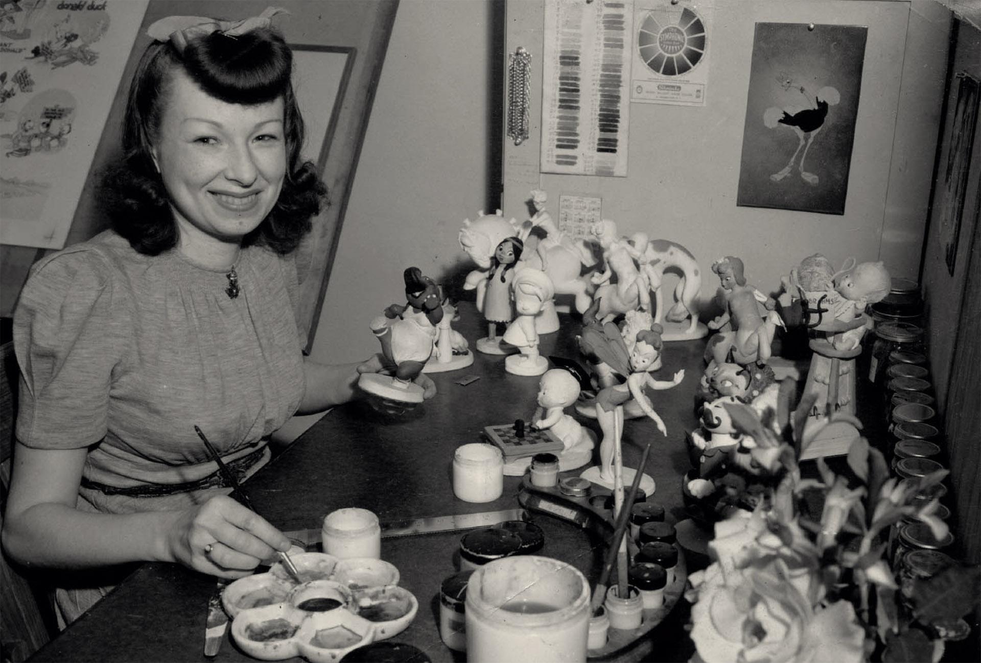 CharacterModelDepartment-Walt Disney Studios
