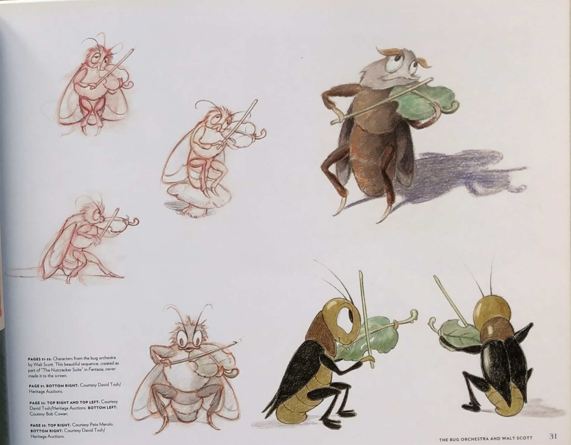 Walt Scott Bug Orchestra